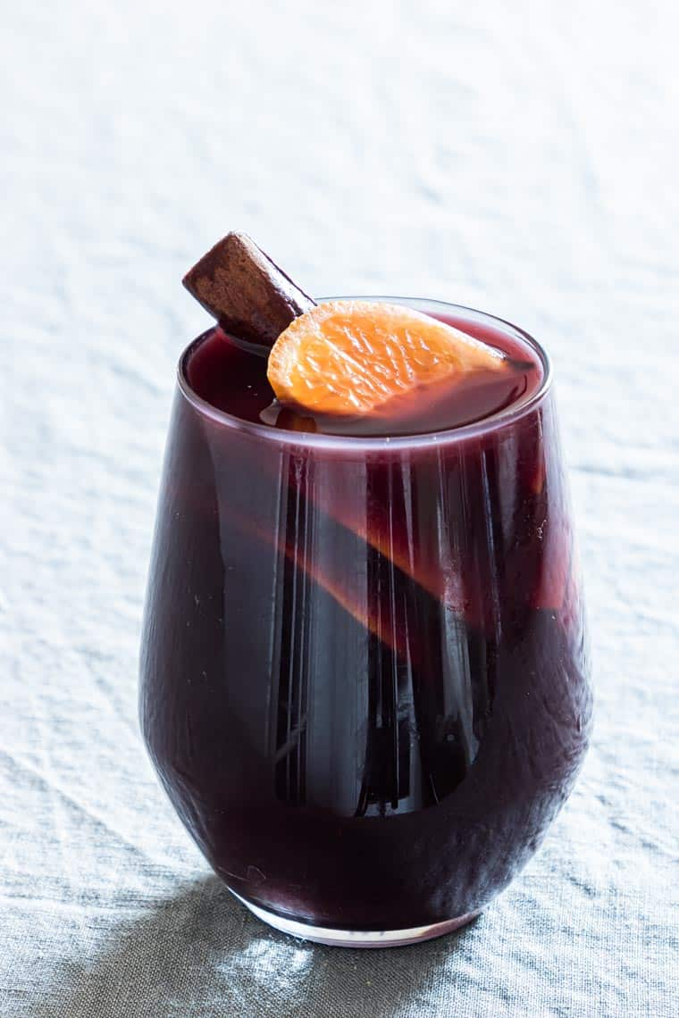 You are here: Home / All Recipes / Instant Pot Orange Mulled Wine | Glühwein Recipe {Vegan, Gluten Free} Instant Pot Orange Mulled Wine german recipes