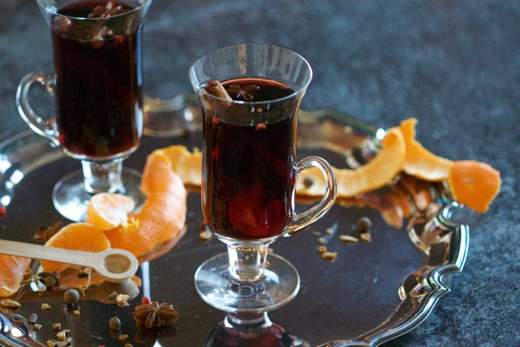 blogmas day 1 mulled wine