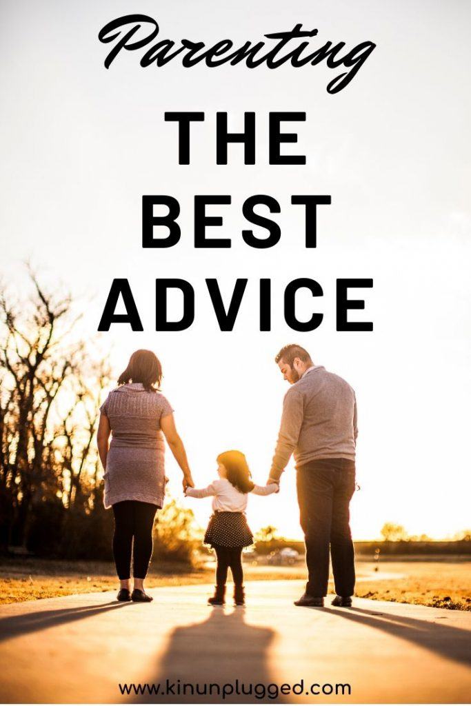 pin for best parenting advice