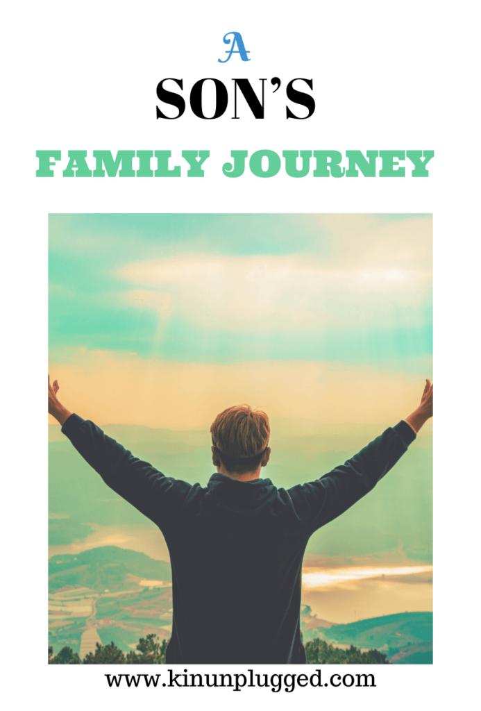 son's family life