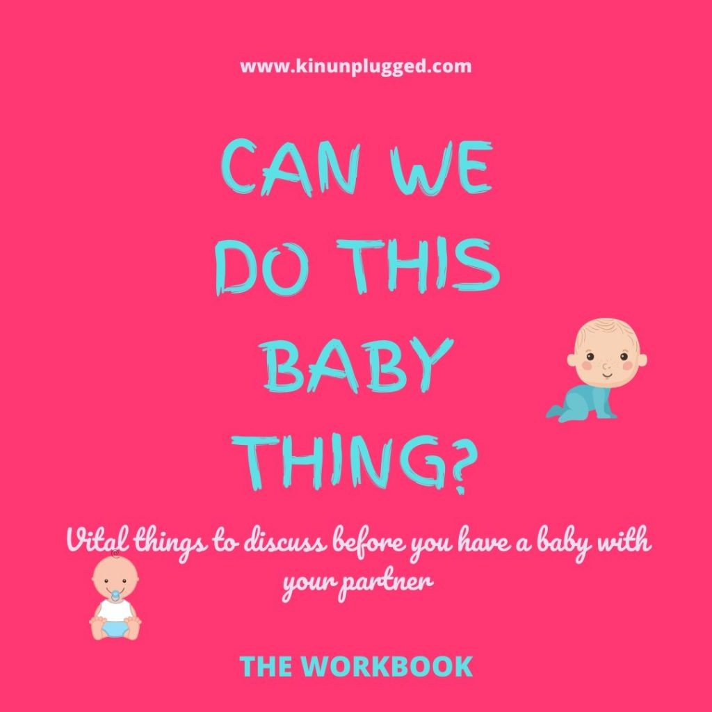 can we do this baby thing workbook