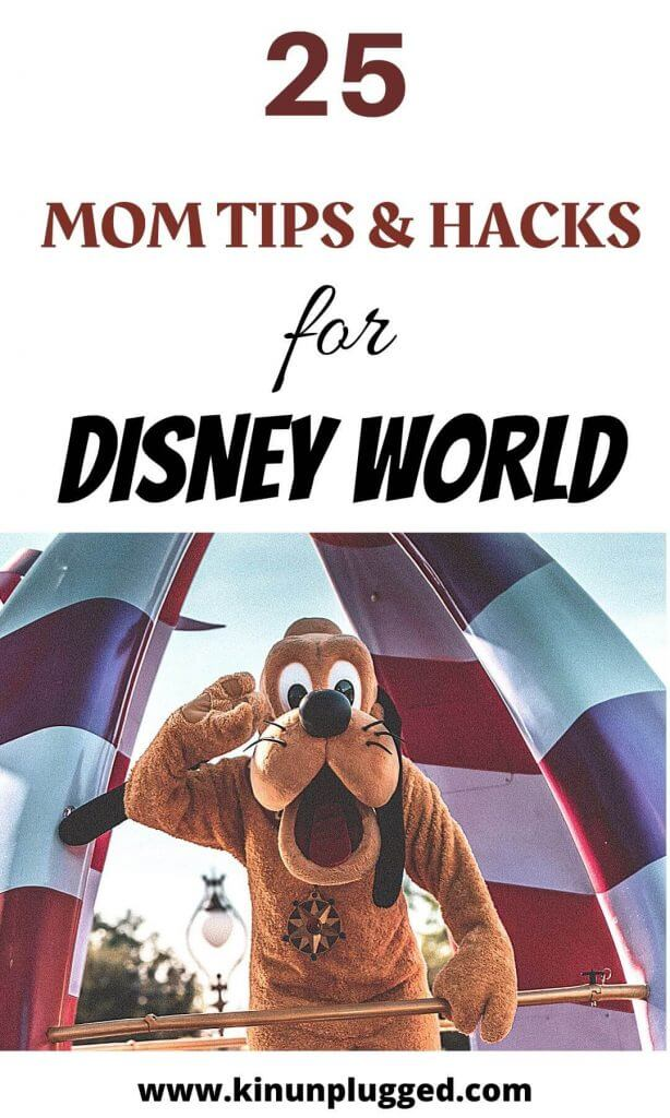 pin for mom tips for disney world